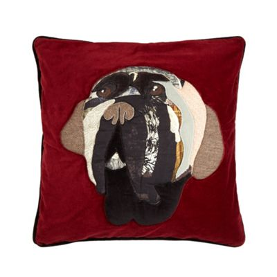 Abigail Ahern/EDITION Designer dark red mastiff - . -