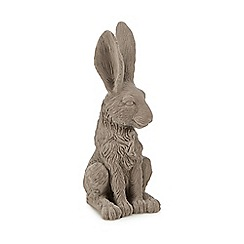 Abigail Ahern/EDITION - Designer grey hare ornament