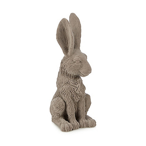 abigail-ahern-edition - Grey hare ornament