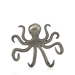 Abigail Ahern/EDITION - Designer metal octopus wall hook