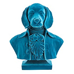 Abigail Ahern/EDITION - Turquoise beagle bust