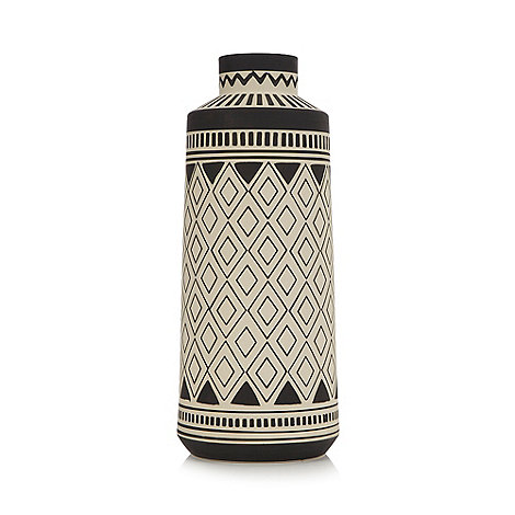abigail-ahern-edition - Dark grey vase