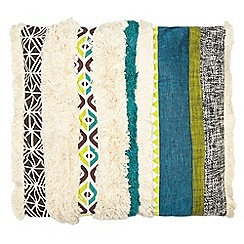 Abigail Ahern/EDITION - Multi-coloured printed cushion