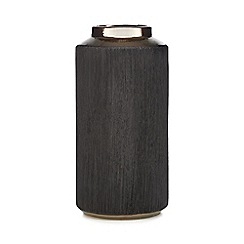 Abigail Ahern/EDITION - Black metallic vase