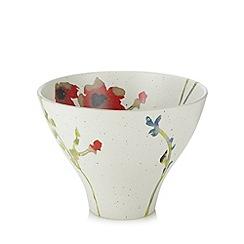 RJR.John Rocha - Designer ceramic meadow flower bowl