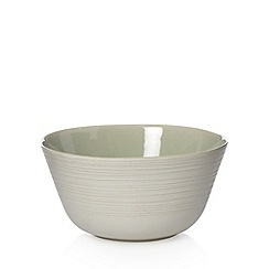 RJR.John Rocha - Designer ceramic glaze bowl