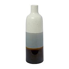 RJR.John Rocha - Reactive tall glaze vase