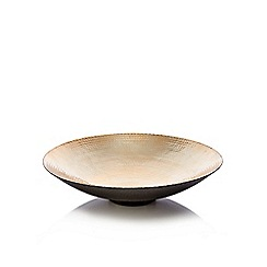 RJR.John Rocha - Large hammered bowl