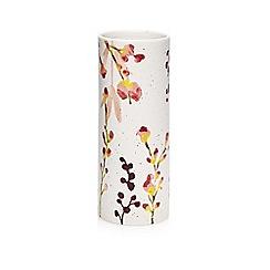 RJR.John Rocha - Multicoloured floral vase
