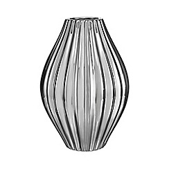 RJR.John Rocha - Silver shell vase