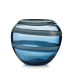 RJR.John Rocha - Blue bowl vase