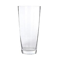 J by Jasper Conran - Designer large tapered glass vase