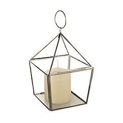 J by Jasper Conran - Small triangle lantern