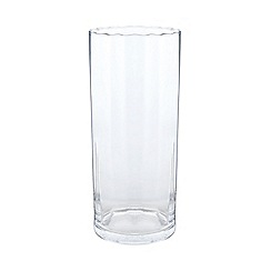 J by Jasper Conran - Glass optic vase