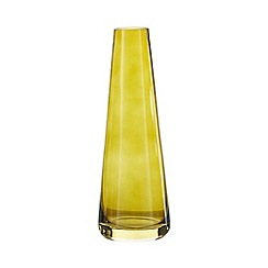 J by Jasper Conran - Olive tall glass bud vase