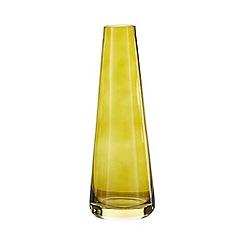 J by Jasper Conran - Tall olive 'Mid Century' bud vase