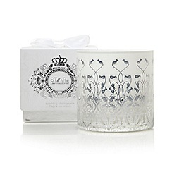 Star by Julien MacDonald - Designer sparkling champagne votive candle