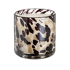 Star by Julien Macdonald - Designer glass flecked votive