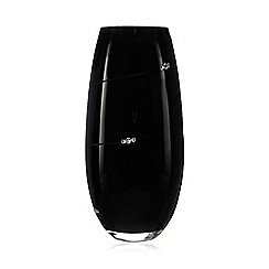 Star by Julien Macdonald - Designer black Swarovski detail bullet vase