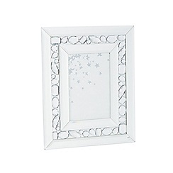 Star by Julien Macdonald - Mirrored gems photoframe