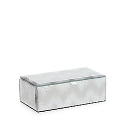 Star by Julien Macdonald - Chevron jewellery box