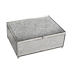 Star by Julien Macdonald - Glass lace jewellery box