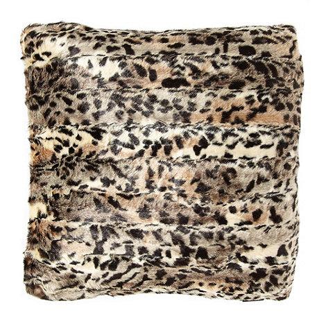 Star by Julien Macdonald - Designer natural animal cushion