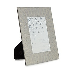 Star by Julien Macdonald - Gold mirrored photo frame