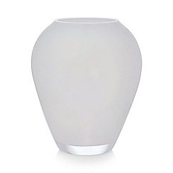 Star by Julien Macdonald - White lustre vase