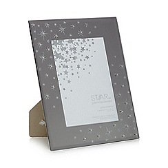 Star by Julien Macdonald - Glass star and diamante photo frame