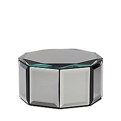 Star by Julien Macdonald - Grey smoked octagon trinket box
