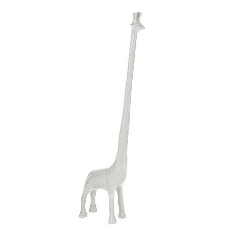 Ben de Lisi Home - Designer grey metal giraffe