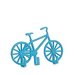 Ben de Lisi Home - Blue bicycle shaped wall hook