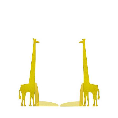 Ben De Lisi Home Yellow Giraffe Bookends