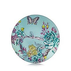 Butterfly Home by Matthew Williamson - Designer green ceramic butterfly dish