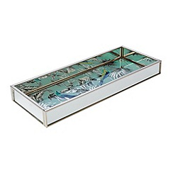 Butterfly Home by Matthew Williamson - Eden print trinket tray