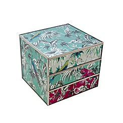 Butterfly Home by Matthew Williamson - Set of 3 storage drawers
