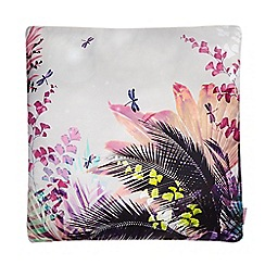 Butterfly Home by Matthew Williamson - Light gold tropical