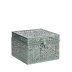 Butterfly Home by Matthew Williamson - Small embossed trunk