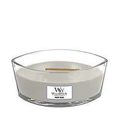 WoodWick - Warm wool hearth jar