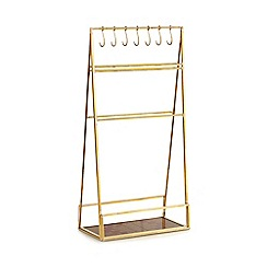 Butterfly Home by Matthew Williamson - Gold toned jewellery stand