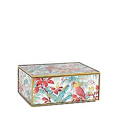 Butterfly Home by Matthew Williamson - Large multi-coloured box
