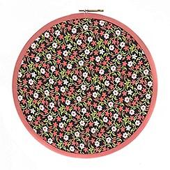 Debenhams - Red floral pin board