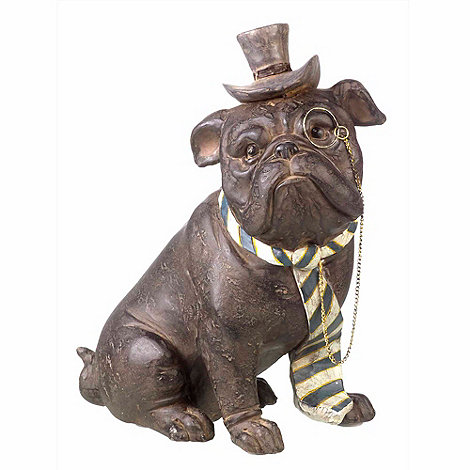 Parlane - Gentleman bulldog ornament