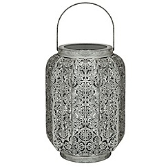 Debenhams - Decorative metal lantern