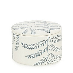 Debenhams - Ceramic fern pot