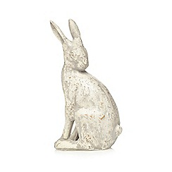 Debenhams - Clay hare ornament