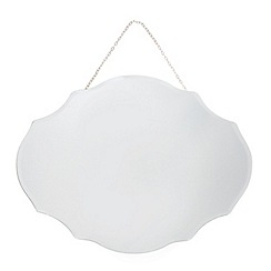 Debenhams - 'Cosmo' studio hanging wall mirror