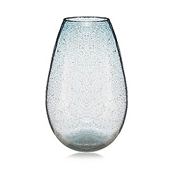 Home Collection - Blue bubble large vase