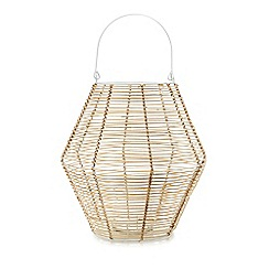 Home Collection - Large bamboo lantern